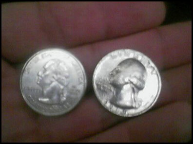 Quarters from different eras